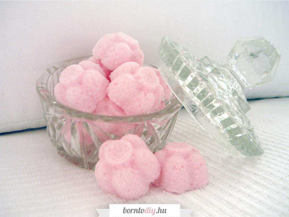 Egy egyszerű fürdőbomba recept: Készítsünk fürdőbombát házilag!  - Kreatív ajándék, gyorsan, fillérekből
