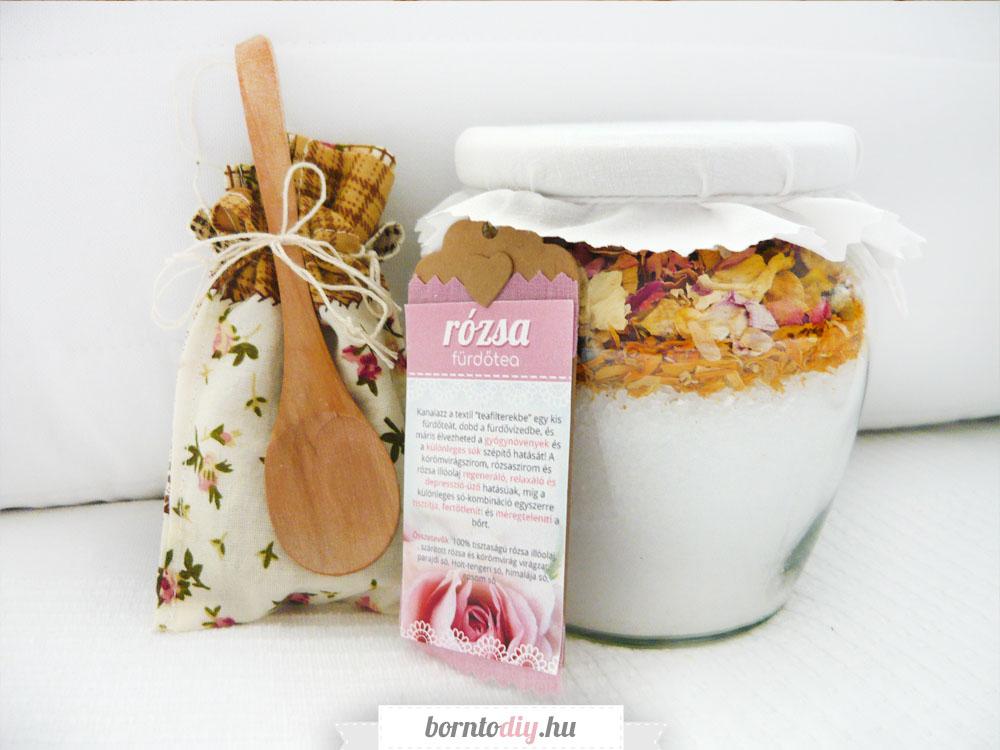 Készítsünk fürdőteát! Kényeztető bőrápolás a természet erejével  ( fürdőtea recept és tippek )