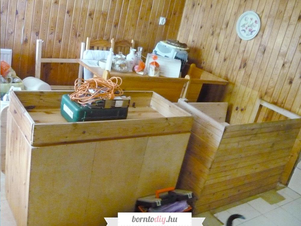 konyhasziget festés, bútorfestés, bútorfelújítás, konyhasziget felújítás