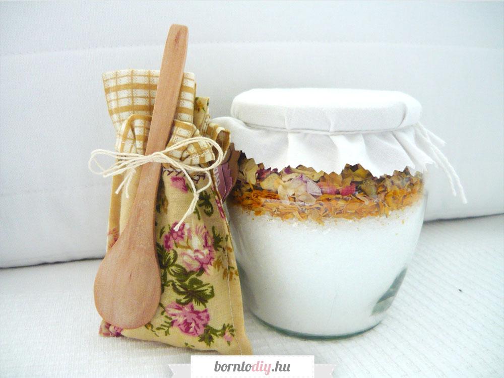 fürdőtea készítés, fürdőtea recept, vegyszermentes natúrkozmetikum
